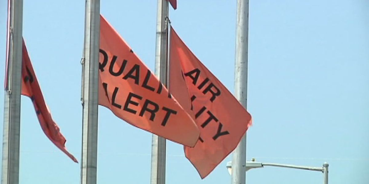 Health Department: Heat the primary driver of recent air quality alerts