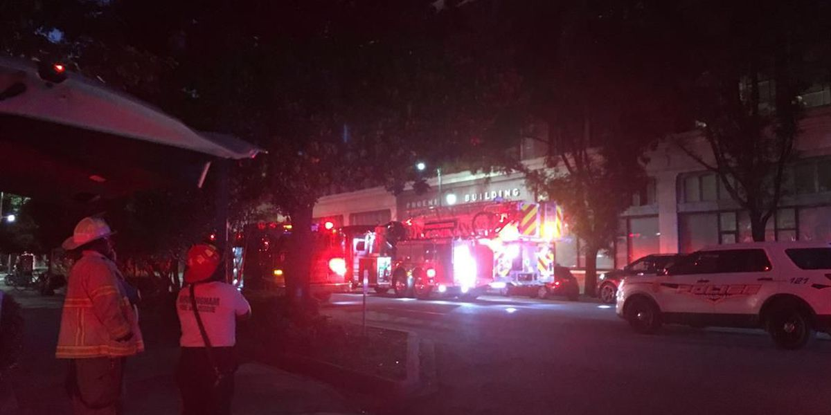 Phoenix Building Lofts evacuated early Saturday morning due to fire