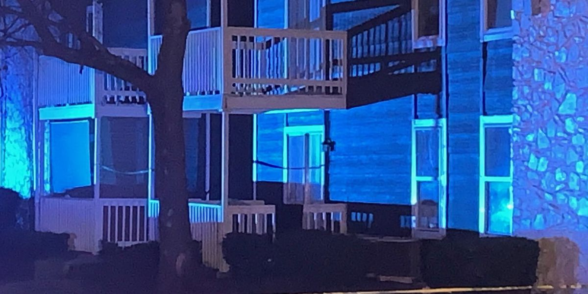 Birmingham police investigating overnight shooting at apartment complex