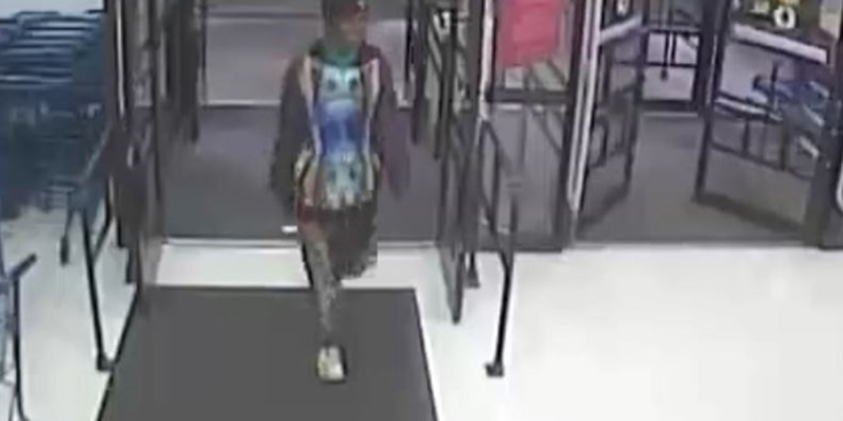 Trussville PD searching for suspect after armed robbery in Marshalls parking lot