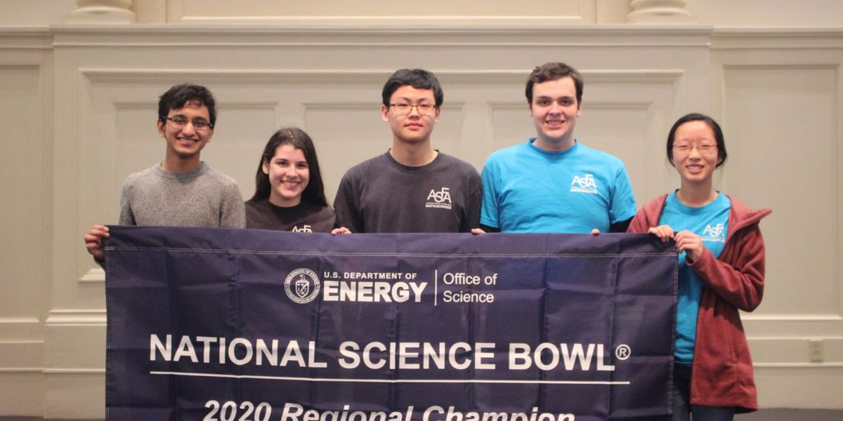 Students from Alabama School of Fine Arts Math-Science department to compete in D.C.