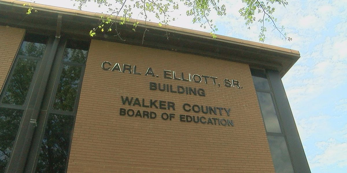 Walker County Schools to start with 2-day in person instruction