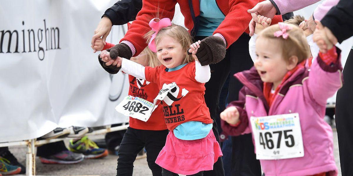 Running for the Children: Bell Runners raise money and awareness for the Bell Center