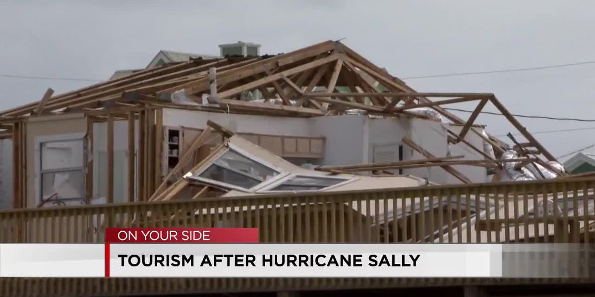 Tourism after Hurricane Sally