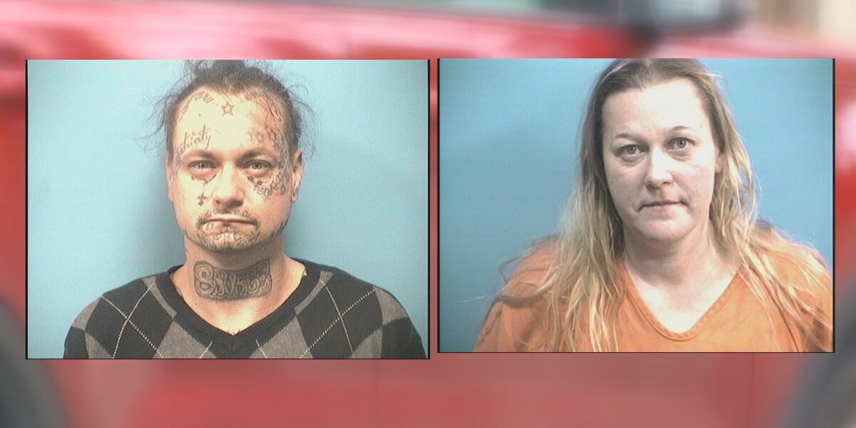 Two people arrested for car break-ins stretching from Calera to Montevallo
