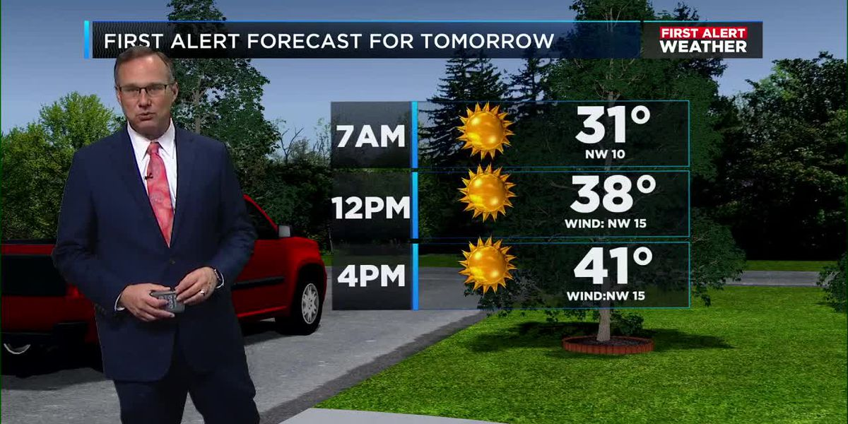 First Alert Weather 9p 1-18-20