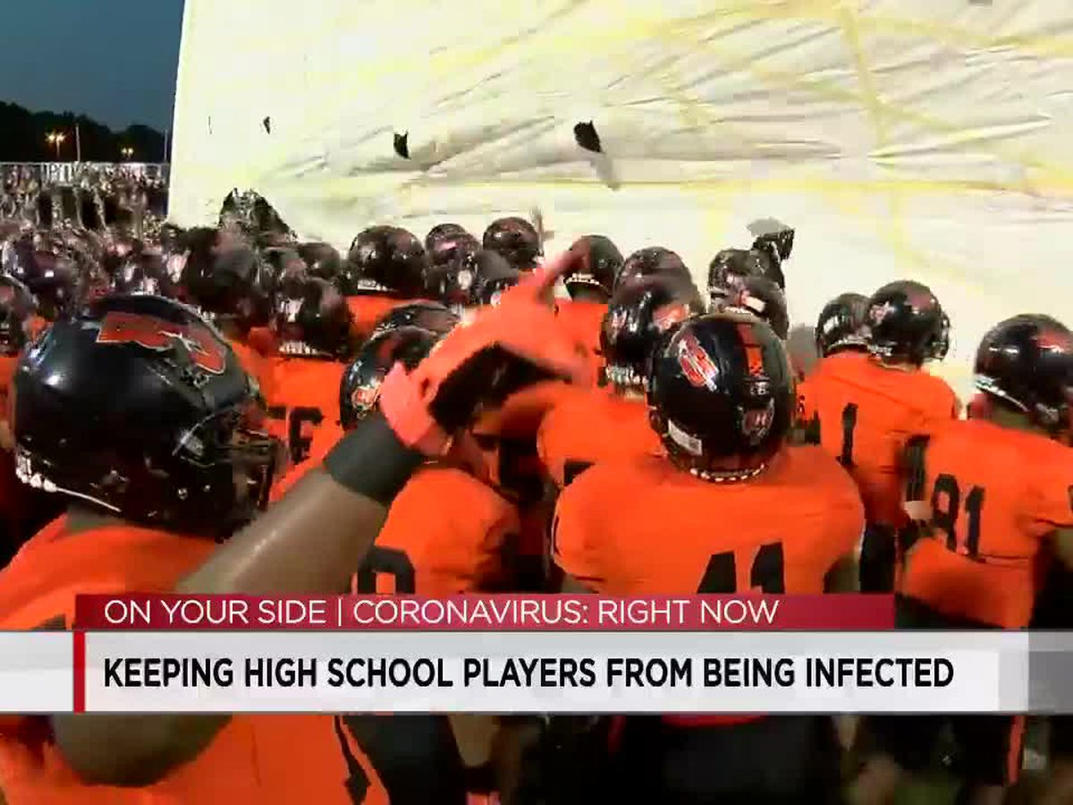 Student athletes encouraged to follow health guidelines after school