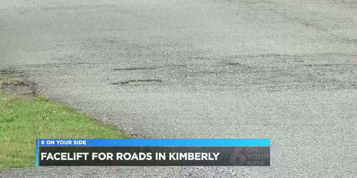 Facelift for roads in Kimberly