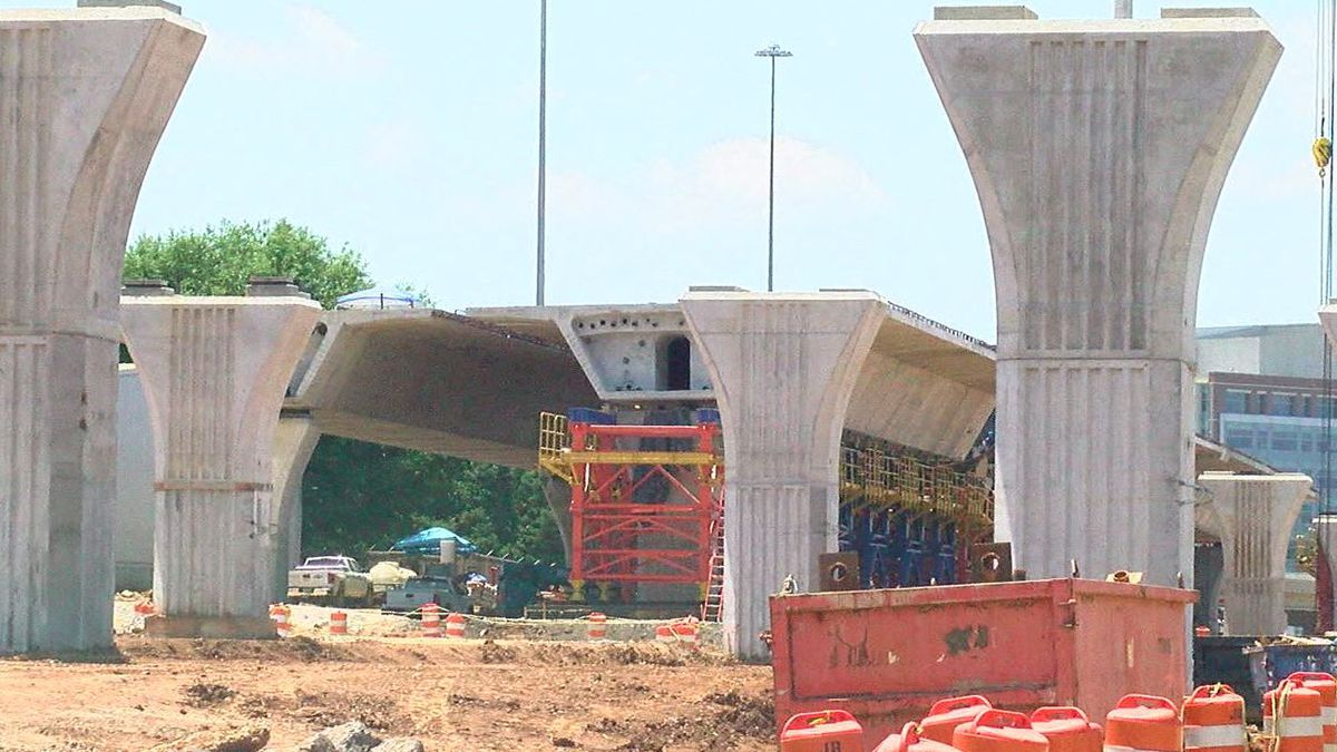 ALDOT gives update on 59/20 Bridge Project