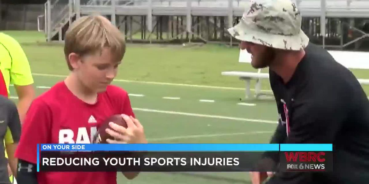 Reducing youth sports injuries