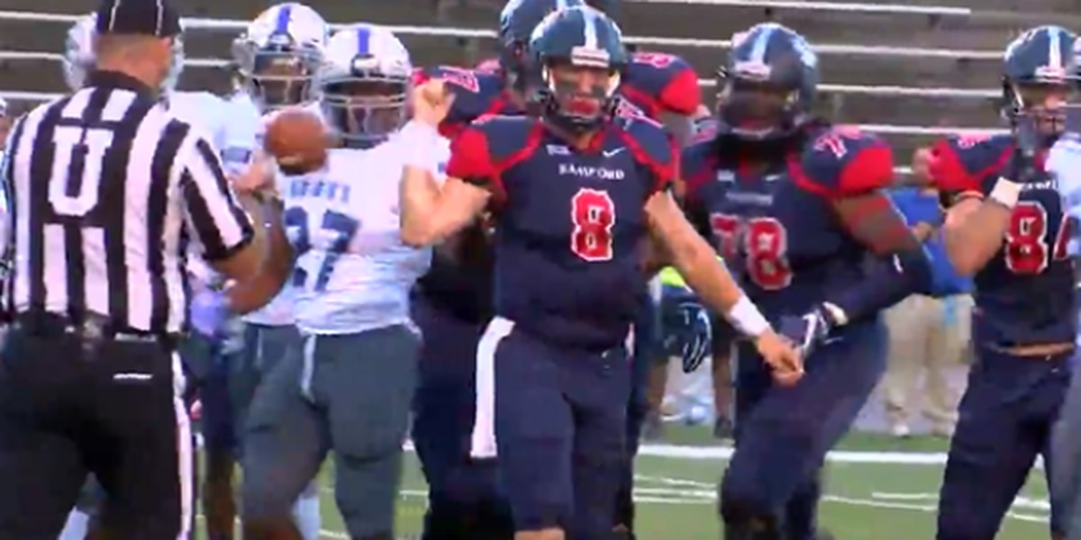 Samford QB wins top FCS offensive honor
