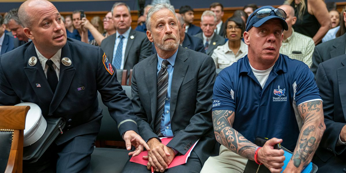 McConnell to meet 9/11 responders to discuss victims' fund