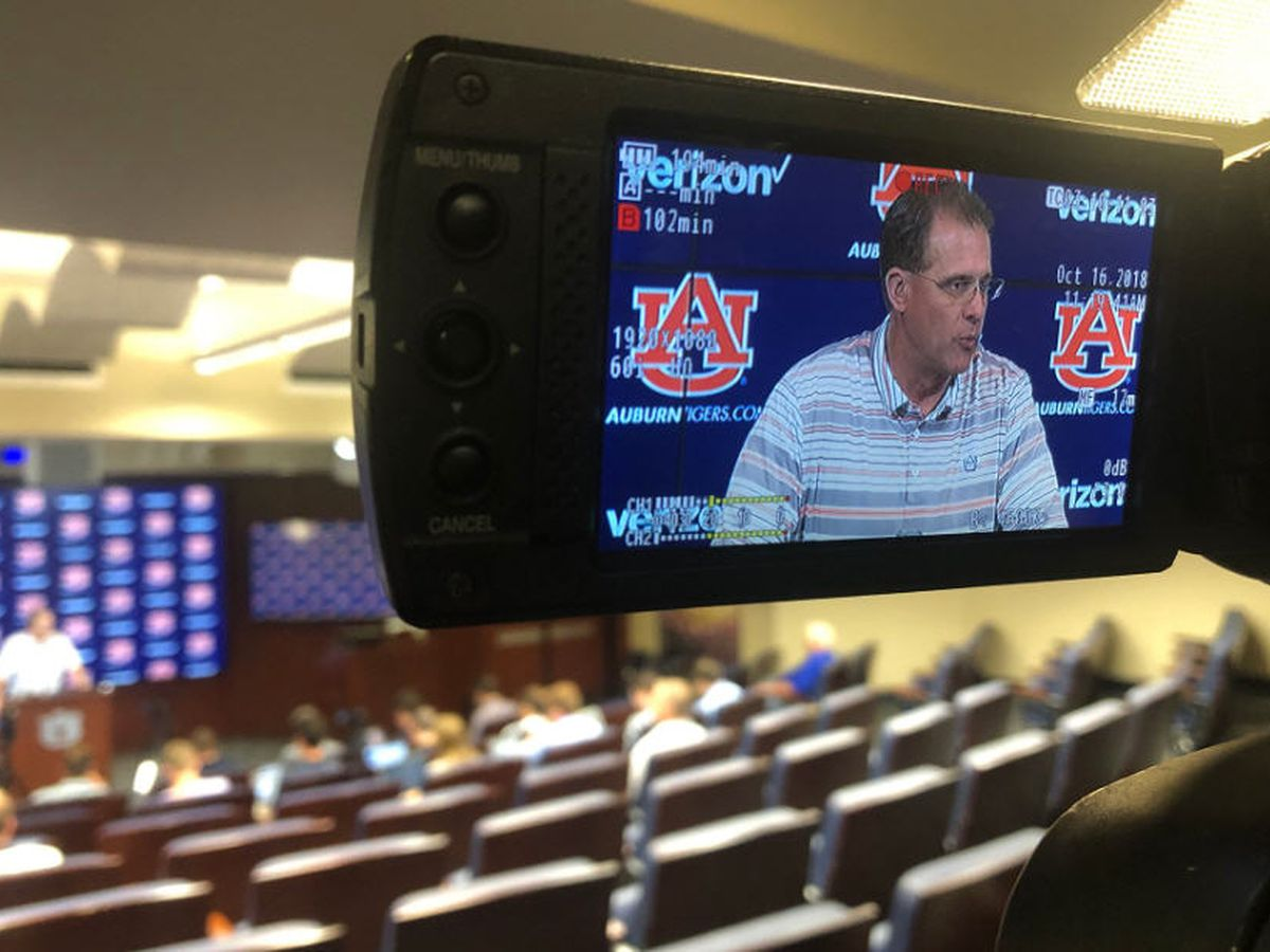 4-3 Auburn loses hope of championship year