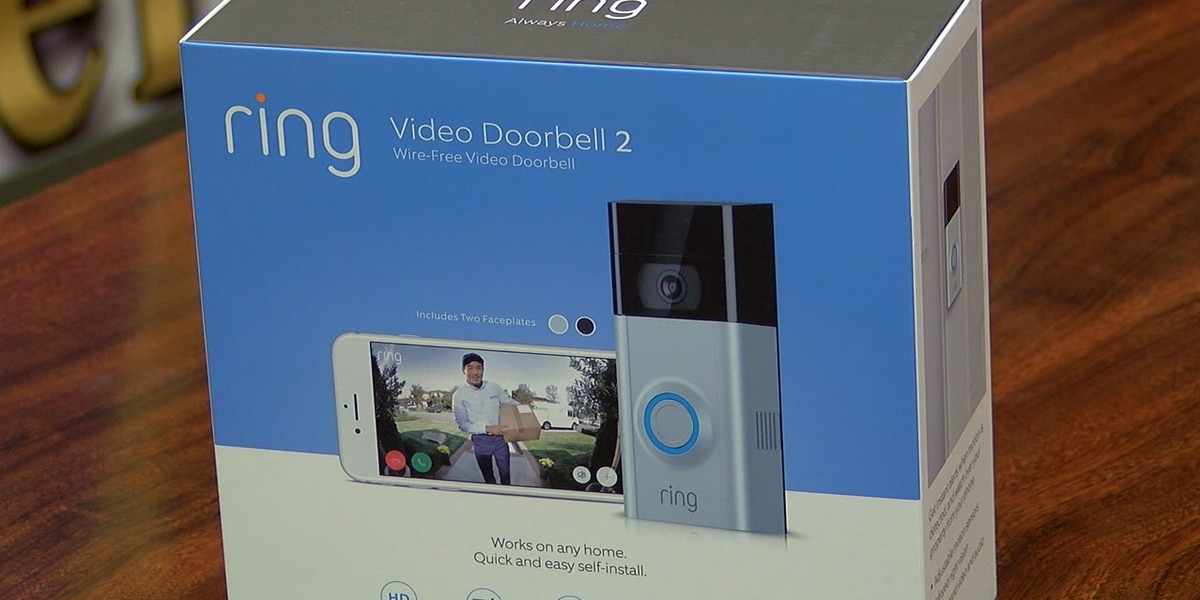 Oxford Police to give away one Ring doorbell camera