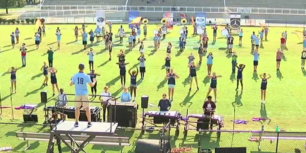 Calera HS Soaring Sound of Dixie is the Band of the Week