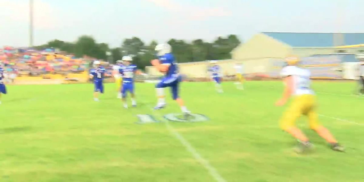 VIDEO; Curry High School football preview