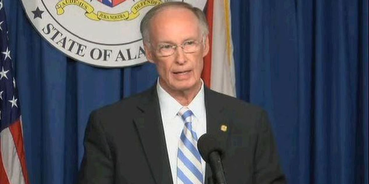 Governor Bentley facing possible impeachment