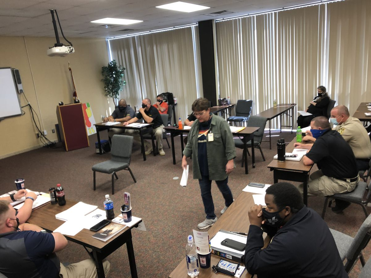 More training for Tuscaloosa area mental health officers