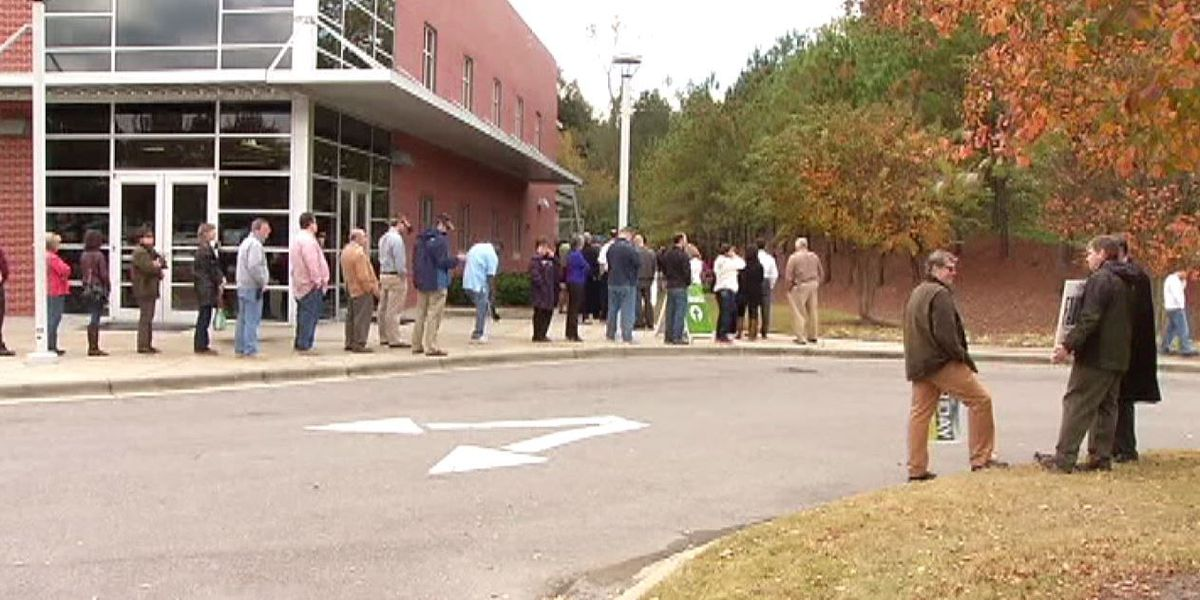 Electronic poll books used in dozens of counties during Alabama primary