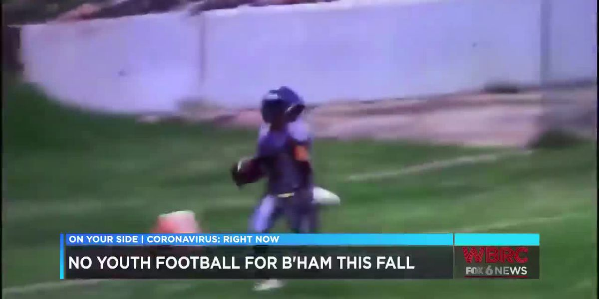 No youth football in Bham this fall