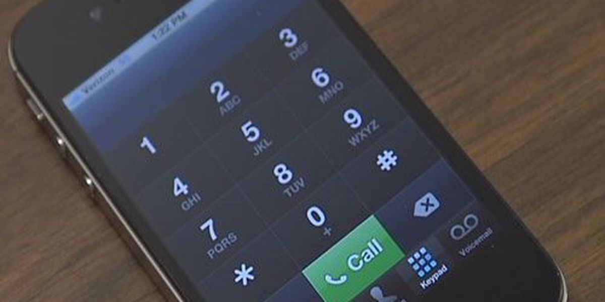 Receive a call from yourself? Don't pick up