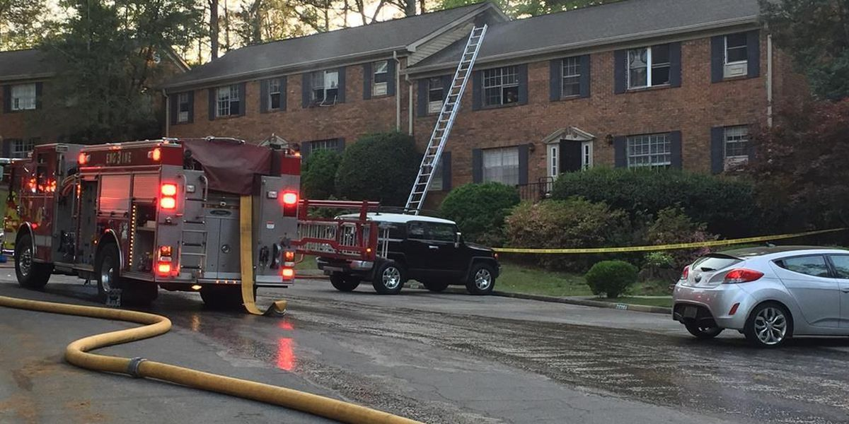 Vestavia Hills officials investigating apartment fire
