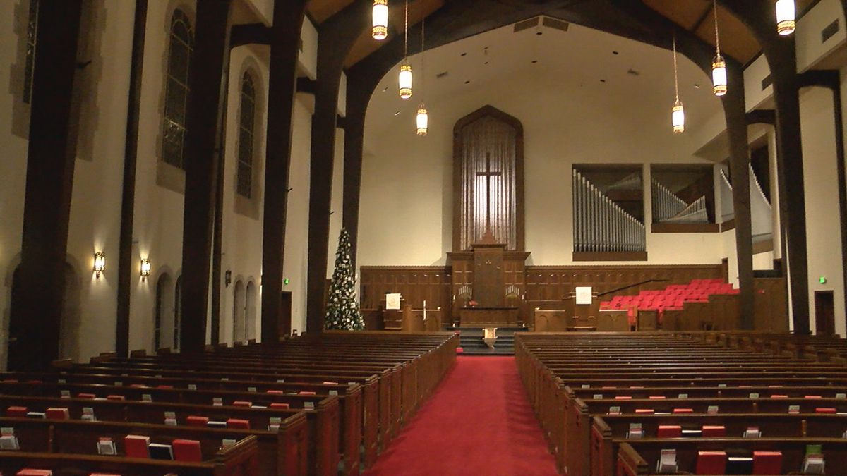 Church Reps  Propose Split From United Methodist Church