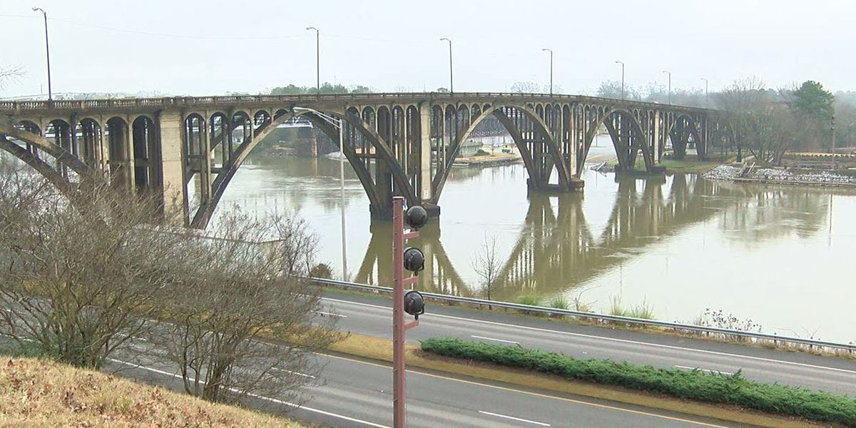 Broad Street closing temporarily in Gadsden for bridge inspections