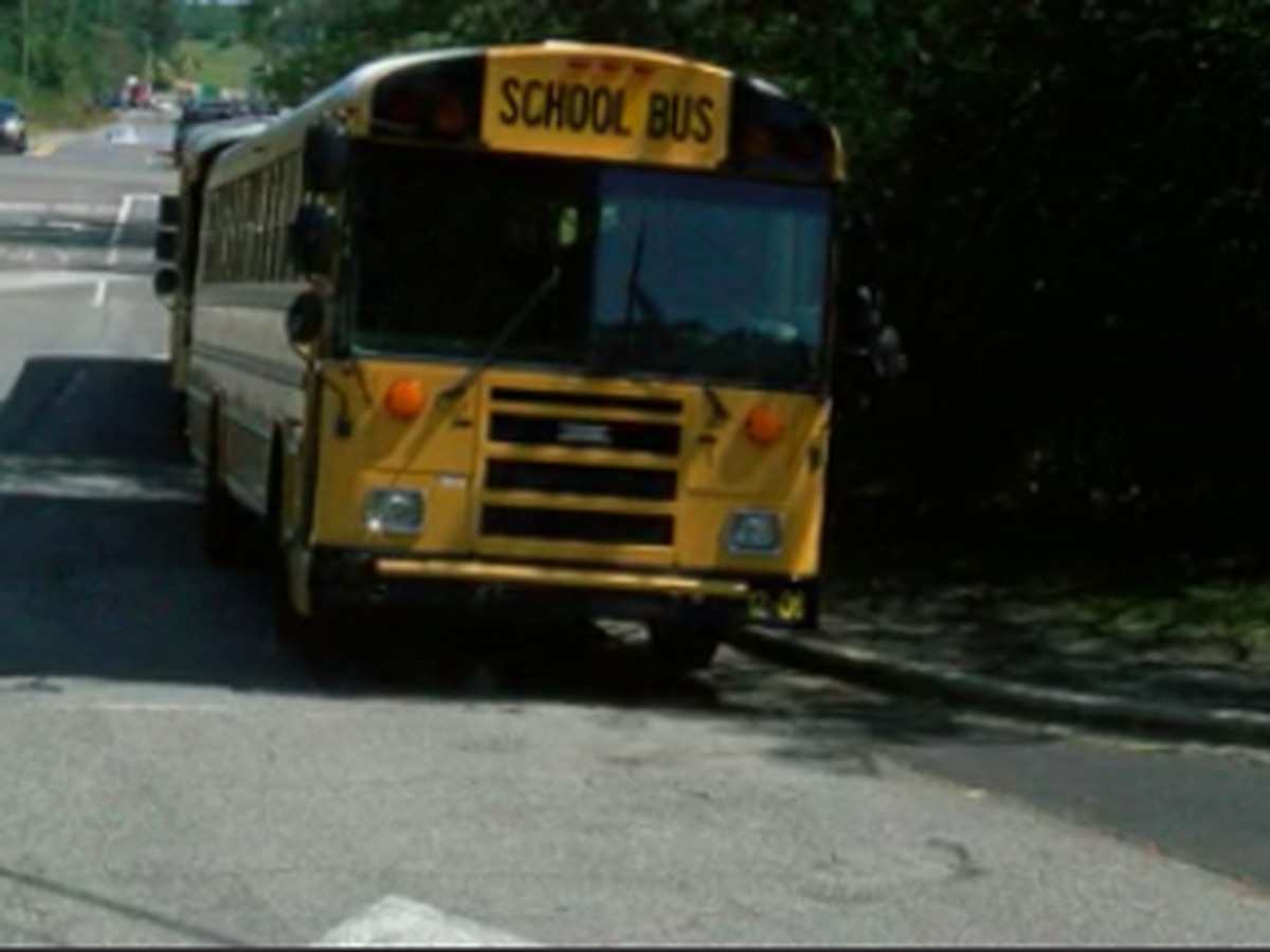 Hoover City Schools working to fill bus driver shortage