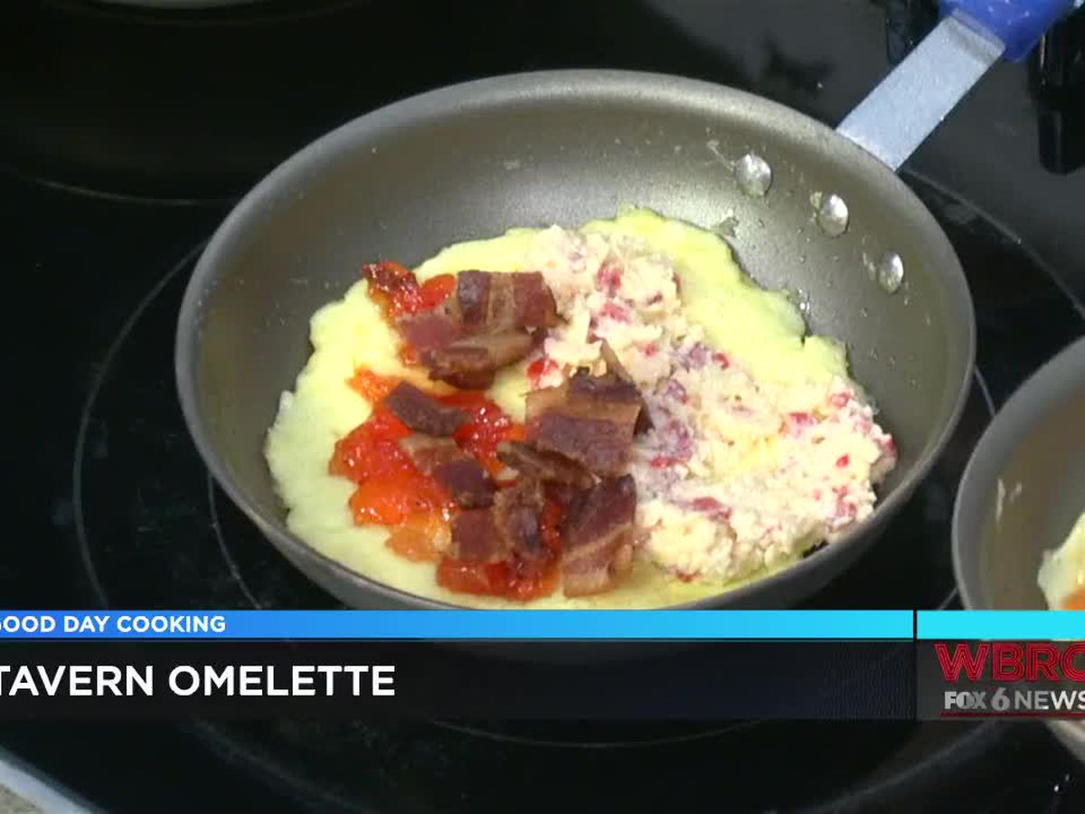 Village Tavern: Village Omelette