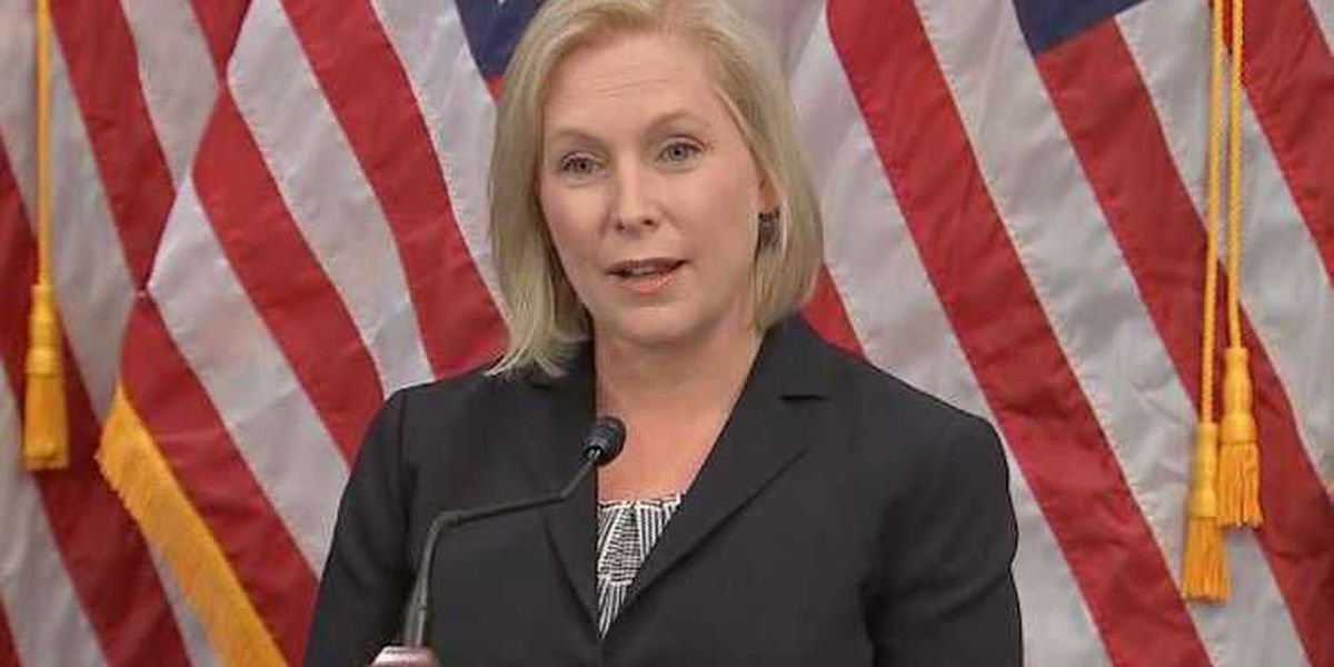 Kirsten Gillibrand takes major step toward White House run