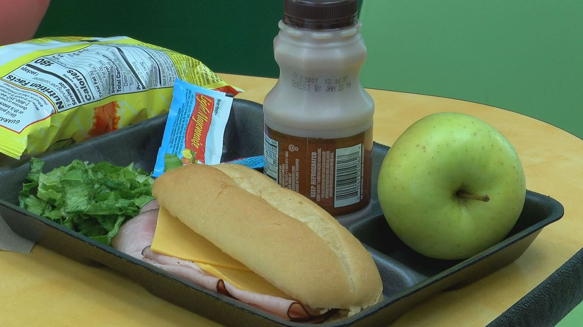 Furloughed employees' kids might qualify for free school lunches