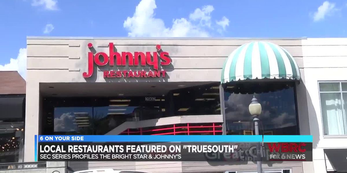 Local restaurants featured on 'TrueSouth'