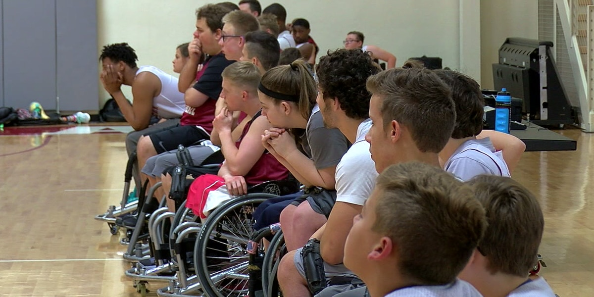 University of Alabama hosting wheelchair basketball camp