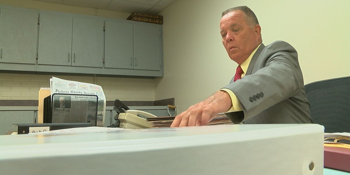 New Pickens County Sheriff wants to bring trust back to department