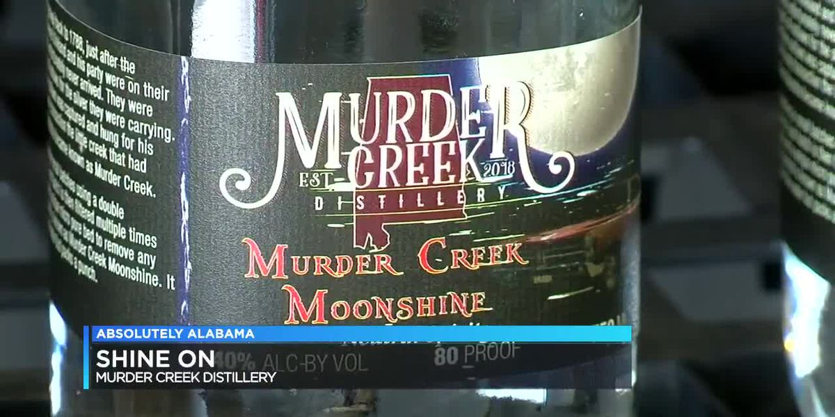 Absolutely Alabama: Murder Creek Distillery