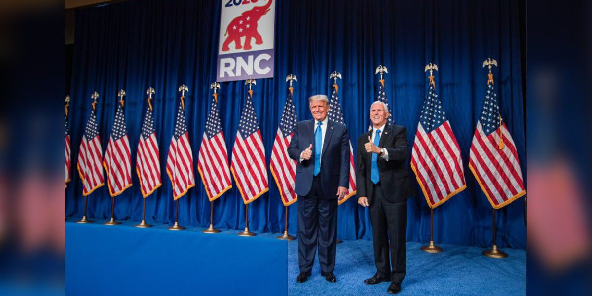 RNC 2020 ends as President Trump accepts nomination days after convention leaves Charlotte