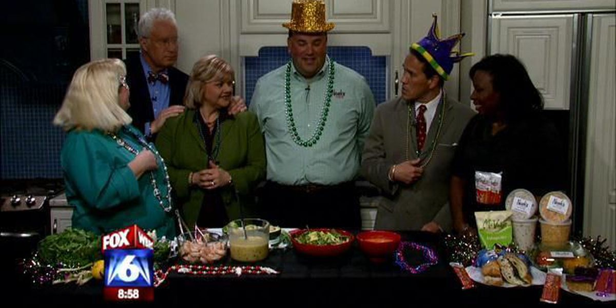 Mardi Gras hits FOX6!