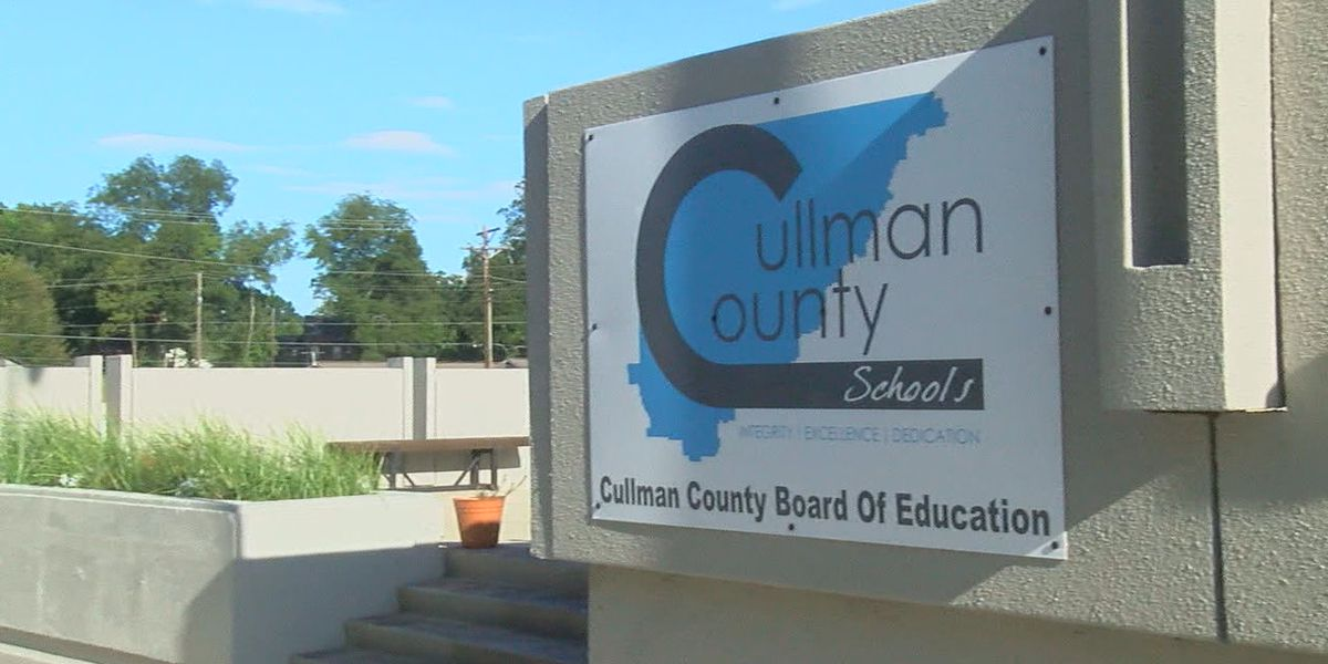 Cullman County Schools not requiring face coverings for students for upcoming school year