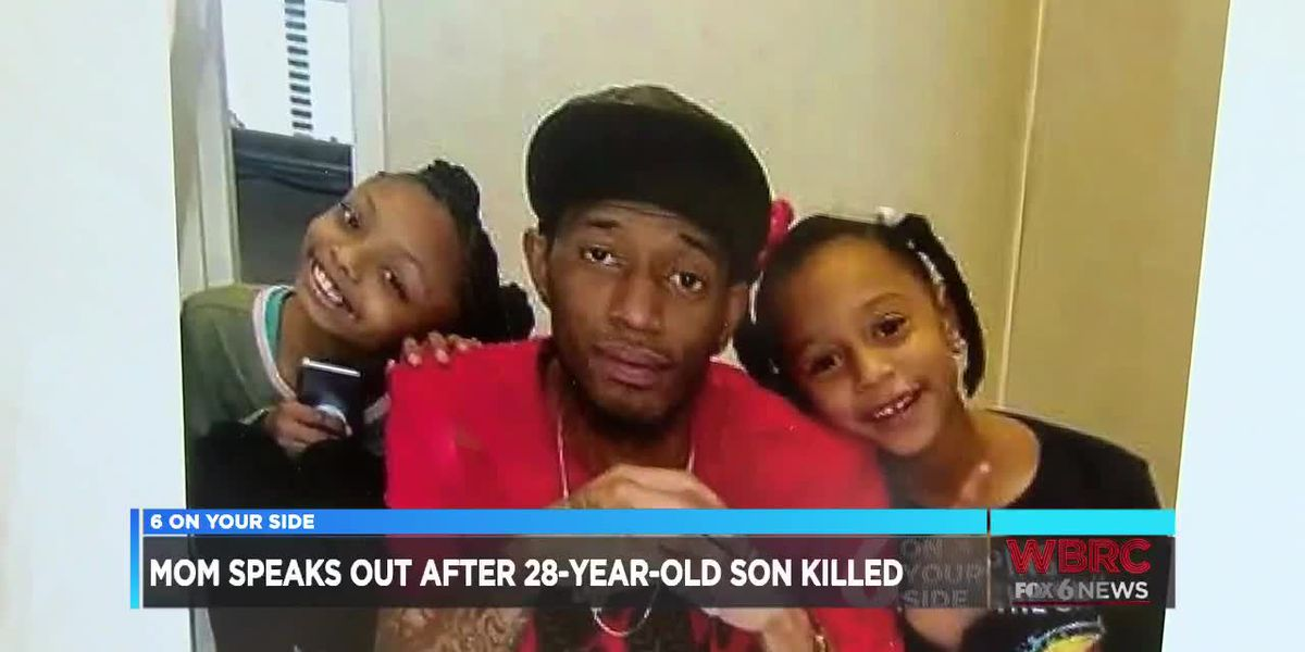 Mom speaks out after 28-year-old son killed