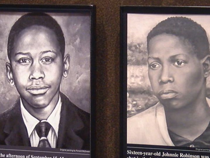Remembering the two boys killed same day as church bombing