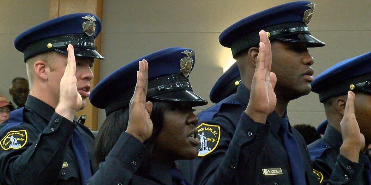 Birmingham Police Dept. working to hire 1000 officers