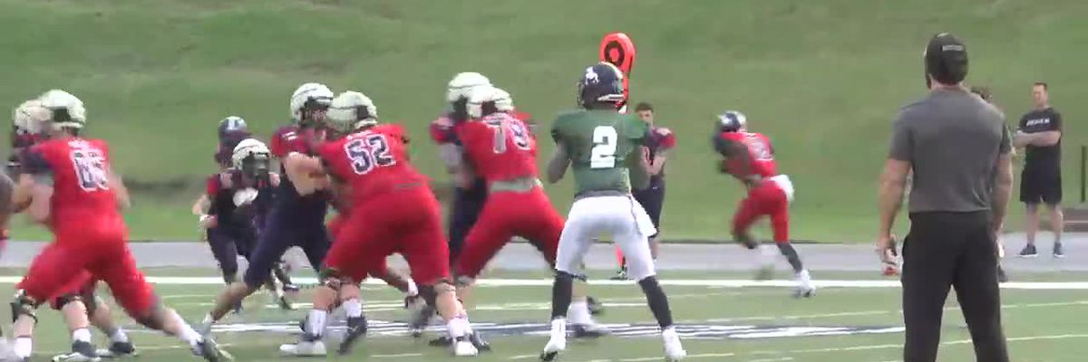 Samford looking for consistency in QB battle