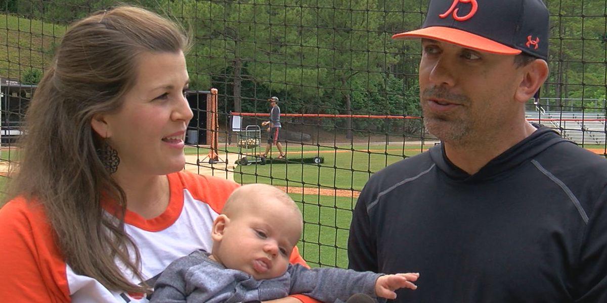 Hoover baseball baby brings winning season