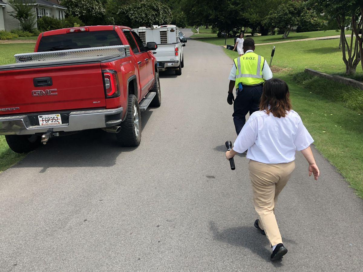 Tuscaloosa python causing concerns
