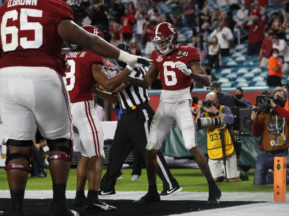 Alabama's National Championship team to be honored after A-Day game