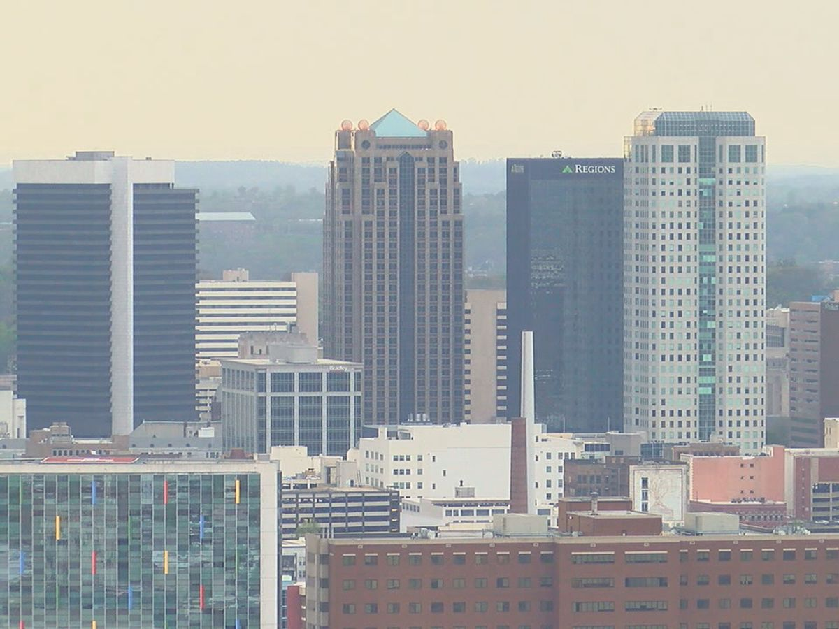 City exploring sale of several Birmingham Parking Authority decks to private buyer
