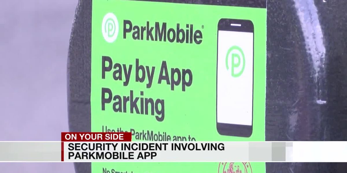 Parking app breach