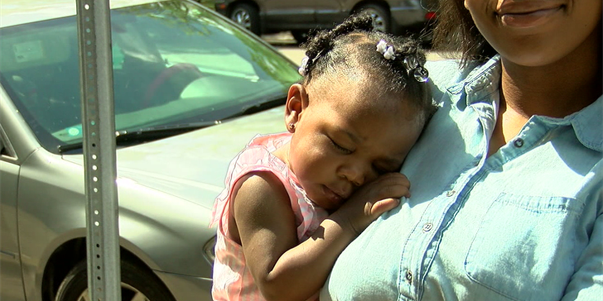 One-year-old caught in crossfire of bullets twice in one year