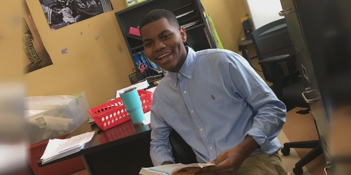 Woodlawn HS million-dollar scholar reacts to college cheating scandal